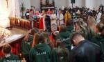 Sekminės Plungės bažnyčioje