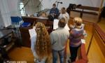Svečiai Plungės bažnyčioje