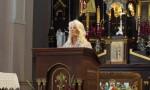 Žolinė Plungės bažnyčioje
